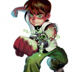 Possuidor do Omnitrix