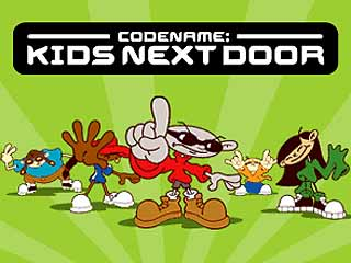Codename: Kids Next Door Wallpaper