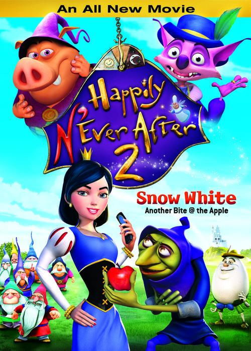 Extratorrent com Happily Never After 2 (2009) DVDRip DivX LTT preview 0