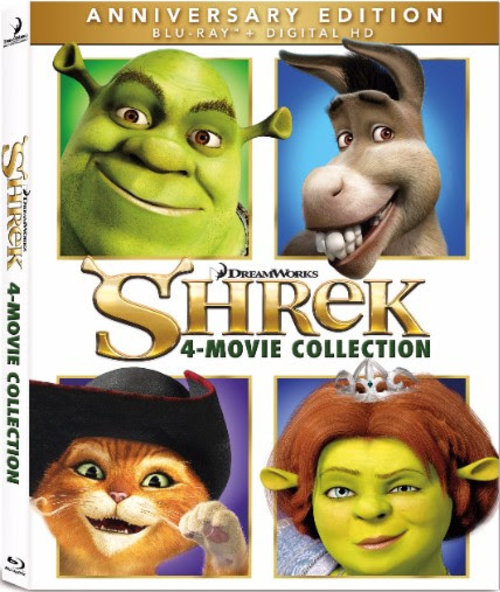 shrek4moviecollection
